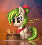 May your wishes come true! (Birthday Gift)