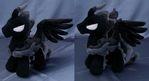 Pony of Shadows MLP plush