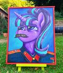 Starlin Color Sceem Painting
