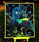 Queen Color Sceem Painting 2