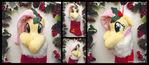 Fluttershy Christmas Stocking