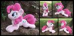 Pinkie Pie Beanie (new mane)