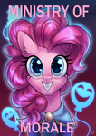 Pinkie Pie the Ministry mare [6/6]