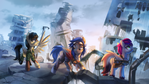 Ruins explorers