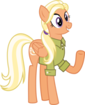 Mane Allgood|MLP Vector