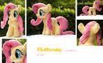 Fluttershy Plushie (v1 pattern)