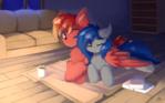 [Comm]Warm Snuggles