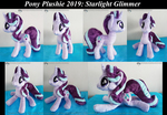 Pony Plushie - Starlight Glimmer 01