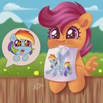 Art for Rainbow Dash