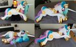 XL Lifesize Princess Celestia 70 inches / 175 cm