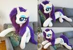 Rarity Lifesize with faux fur