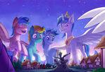 Big Brother Ponies