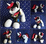Blackjack Plush