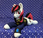 Plushie Blackjack In lenght 25.5 in