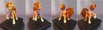 Stellar flare figurine (Sunburst's mom)