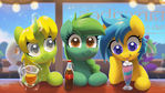 Bar Ponies