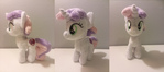Sweetie Belle Pony Plush