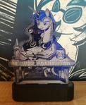 Charity Auction Luna