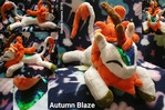 Autumn Blaze Cuddle Plush