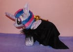 Plush Twilight Sparkle with Twilicane