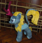 Plush Kirin Winter Flame