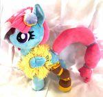 Plush Pony Kerfuffle