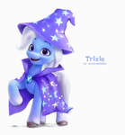 Trixie Lulamoon in 5 generation [FAN MADE]
