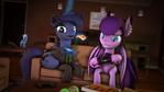 [Comm] Gaming Night