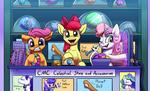 CMC Planet Shop - Commission