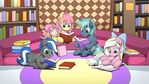 reading club by mysticalpha