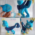 Gallus Plush