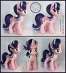 + Plush Commission: Starlight Glimmer [corrected]+