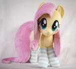 Fluttershy with Socks