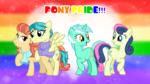 Pony Pride Month