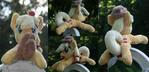 Shoulder Plushie: Applejack (Open Eyes)