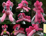 Shoulder Plushie: Pinkie Pie (Open Eyes)