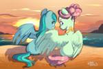 Lovey Dovey Birdhorses