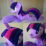 mlp plush-Twilight