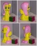 Flutteshy Coin bank