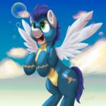 Soarin: Bubbles
