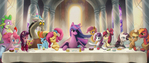 [Collab] MLP Finale (The last supper)
