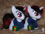 Blackjack chibi pony for sale