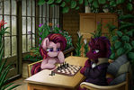 Comm: Playing Chess