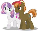 Flurry Heart's Story - Sweetie and Button