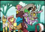 Fluttercord Week 2020 - Day 1: Spike