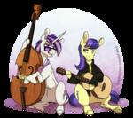 MLP:YL - Musical Cousins