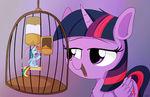 Twilight's Experimental Birdy