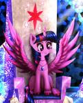 Twilight's Throne [Comm Reward]