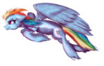 Weekly Raffle #7 - Rainbow Dash