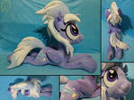 Cloudchaser - 30 inch laying plush